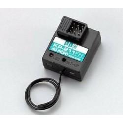 KO PROPO 21005 Receptor 2 Ch FHSS (Frequency Hopping) KR-211FH