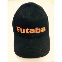 FUTABA 419003 GORRA FUTABA NEGRA/NARANJA