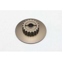 YOKOMO Z4- 630M Aluminum main pulley (w/Drive plate) for YZ-4