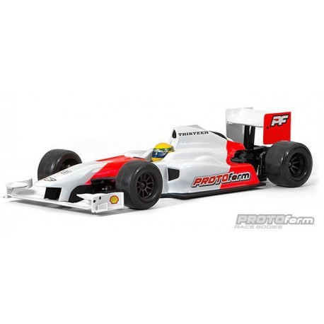 PROTOFORM 1537-30 F1-Thirteen Karosserie Set - Formel 1 2013