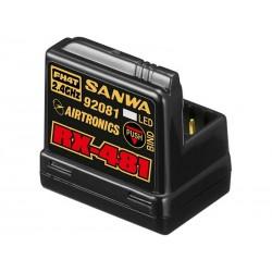 SANWA RX-481 2,4GHZ CAR RECEIVER