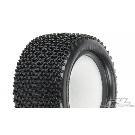 "PROLINE Caliber 2.2"" M3 (Soft) Off-Road Buggy Rear Tires"