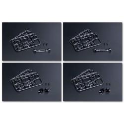 Techra Yokomo BD7 Suspension Mount Set