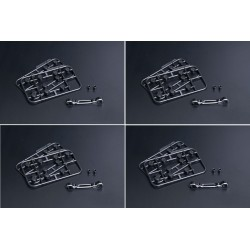 Techra Tamiya FF04 Suspension Mount Set