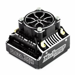 Muchmore FLETA M8 Competition 1/8th Scale Brushless ESC 180A Black