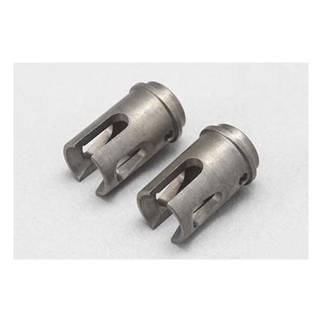 YOKOMO B8-501C BD8 Steel Drive Cup (Protector Spec) for Solid Axle (2pcs)