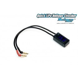 Muchmore MR-QVC Quick LiPo Voltage Checker