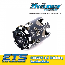 Muchmore FLETA ZX V2 13.5T ER Fixtiming Spec Brushless Motor (ETS 2017/18)