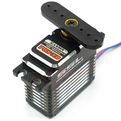 Sanwa PGS-XB High Power Brushless Torque Servo (High Voltage)