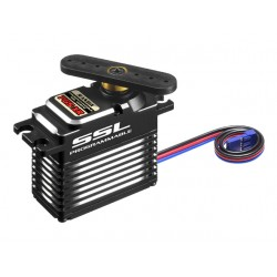 Sanwa PGS-XR High Power Brushless Torque Servo (High Voltage)