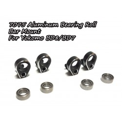 Vigor Yokomo BD8/BD7 Aluminum Bearing Roll Bar Mount