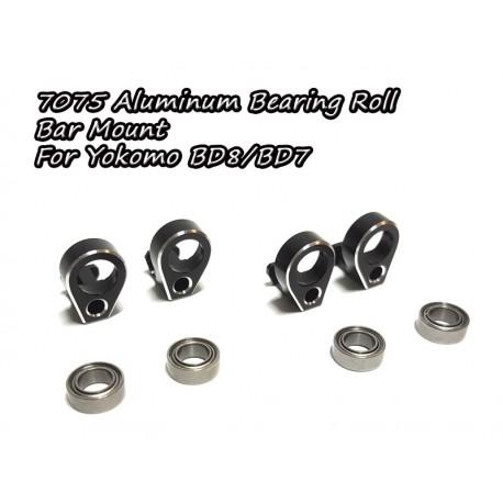 Vigor Yokomo BD8/BD7 Aluminum Bearing Roll Bar Mount