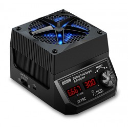 SkyRC BD200 Battery Discharger & Analyzer