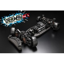 Yokomo YD-2 SX RWD Drift Car Kit (Graphite Chassis)