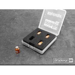 BITTYDESING Magnetic Body Post Marker Kit ORANGE