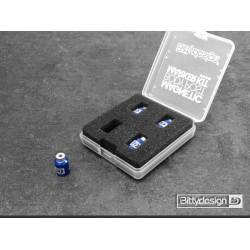 Bittydesign Magnetic Body Post Marker Kit - BLUE