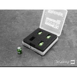 Bittydesign Magnetic Body Post Marker Kit - GREEN
