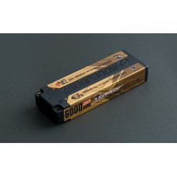 Sunpadow 7.4V 2S 6000mAh 120C/60C LiPo Battery