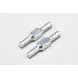 YOKOMO B9-TB20A Aluminum Turnbuckle (20mm 2pcs)
