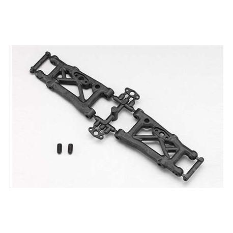 YOKOMO BD-008RE1 Rear Lower Sus.Arms(Extra Hard/39.5mm shock pivot)for BD8/BD7