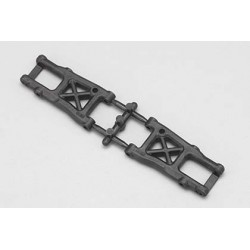 YOKOMO B8-RTC-13 RTC Rear hard sus arm(53mm-39.5mm Graphite molded) for BD8 2018