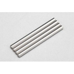 YOKOMO B8-009B Inner Sus. Arm Pins(φ3x42mm 4pcs) for BD8