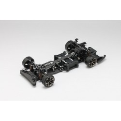 Yokomo YD-2EXIIS RWD Drift Car Kit (Graphite Chassis)