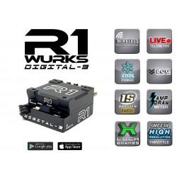 R1 Wurks Digital-3 ESC 2S/1S