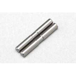 YOKOMO B9-009AFT BD9 Titanium Front 3mm Outer Suspension Arm Pin (Stepped·2pcs)