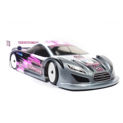 Zoo-Racing DogsBollox 1:10 Touring Car Clear Body - 0.7mm REGULAR