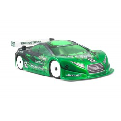 Zoo-Racing ZooZilla 1:10 Touring Car Clear Body - 0.7mm REGULAR