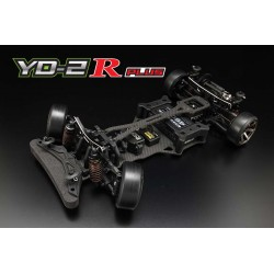 Yokomo YD-2R Plus RWD Drift Car Kit (Graphite Chassis)
