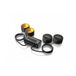 Arrowmax Tyre Warmer (1/10th) & Batt Warmer incl, Bag - Black Golden
