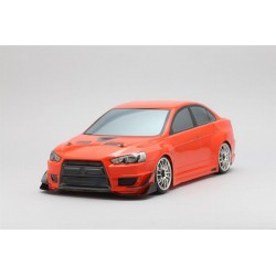 Yokomo Yukes Cusco Lancer Evolution X Clear Body Set No Decals