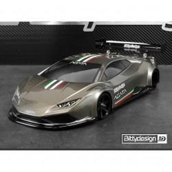 Bittydesign Agata 1/12 GT Lightweight Body