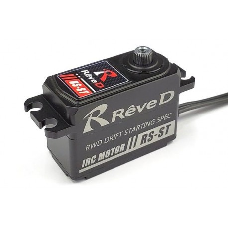 Reve D Low Profile Programmable (RWD Drift Spec/18.0kg/7.4V) Brushless Servo