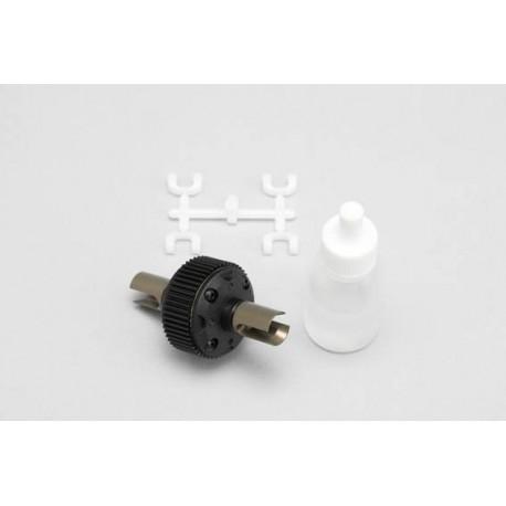 Yokomo YD-2 Mold Gear Diff Assy w/Alum.Dcup