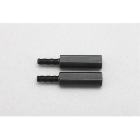 Yokomo 18mm Rod End Adaptor for Lower A Arm with Narrow Steering Block