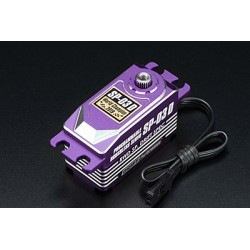 Yokomo SP-03DP Low Profile Brushless Servo - Purpura
