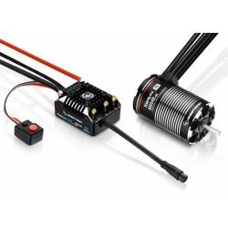 Hobbywing AXE R2 Crawler ESC + AXE550L R2-3300KV Combo Set